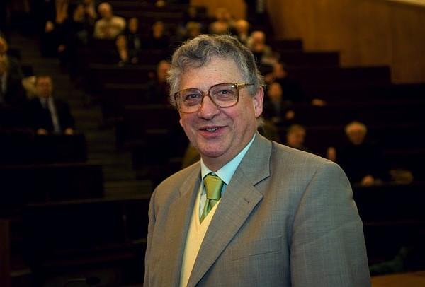Professeur Michel Fromenteau, chaire d'Actuariat